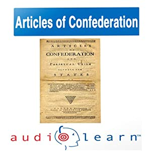 The Articles of Confederation AudioLearn Follow-Along Manual Audiobook