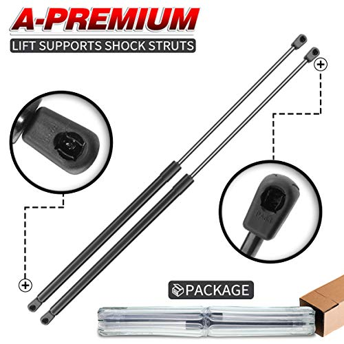 - A-Premium Hood Bonnet Lift Supports Shock Struts for Mercedes Benz E280 E300 E320 E350 E500 E550 CLS500 CLS550 55 63 AMG W211 W219 2-PC Set
