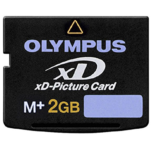 Olympus 2GB Type M+ xD-Picture Memory Card by Olympus