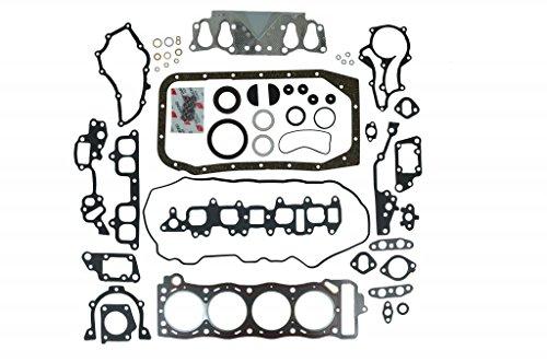 Full Sohc Kit Gasket (Diamond Power Full Gasket Set works with Toyota Celica Pickup 4Runner 2.4L SOHC L4 8V ENG. CODE 22RE 22REC 1985-2010)