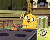 John DiMaggio Signed / Autographed 8x10 Glossy Photo as jake the dog from adventure time. Includes Fanexpo Certificate of Authenticity and Proof of signing. Entertainment Autograph Original. Jake the dog. Adventure time, Bender the robot, Futurama