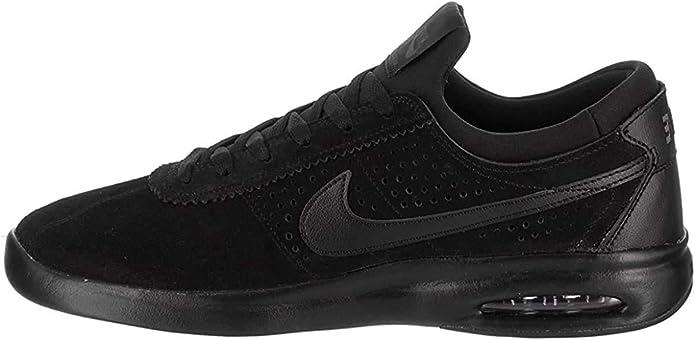 costilla lavabo Cosquillas  Amazon.com | Nike SB Air Max Bruin Vapor Sneakers Black/Black/Antracite  Mens 8 | Skateboarding