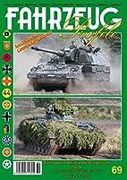 FAHRZEUG Profile 69 The modern artillery of…