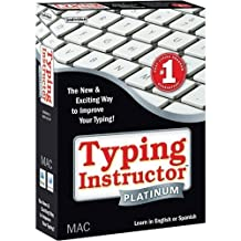 Typing Instructor Platinum Mac