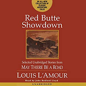 Red Butte Showdown Audiobook