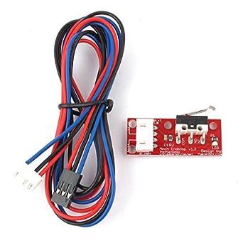 CNC 3D interruptor de Final de Carrera Para la impresora ...
