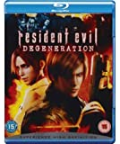 Resident Evil: Degeneration [Blu-ray] [2009] [Region Free]