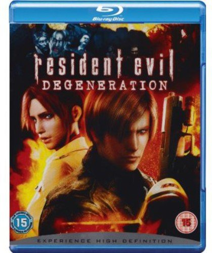 Resident Evil: Degeneration [Reino Unido] [Blu-ray]: Amazon.es: Makoto Kamiya, Hiroyuki Kobayashi, Capcom Entertainment; Resident Evil CG Film Partners; Sony Pictures Entertainment Inc.: Cine y Series TV