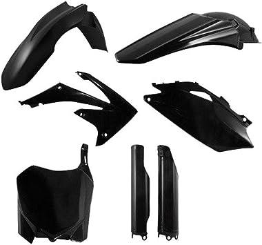 Acerbis 2198000001 Black Fenders