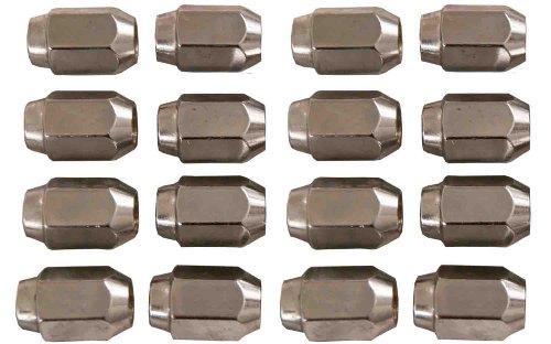 chrome lug nuts 1 car