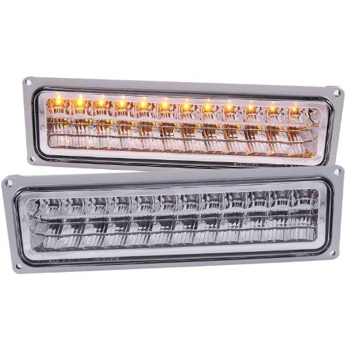 HEADLIGHTSDEPOT Park Light Compatible with Chevrolet GMC Blazer Suburban C/K 1500 2500 3500 1500 2500 3500 Park Light