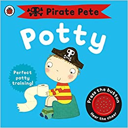 Pirate Pete's Potty Training Book