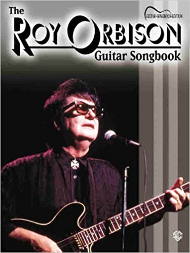Amazon.com: The Roy Orbison Guitar Songbook: Guitar Songbook Edition ...