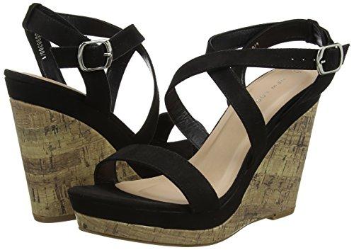 Col Aperta black Oiler Look Nero Tacco Black Punta New Scarpe Donna w7TtxzzYq