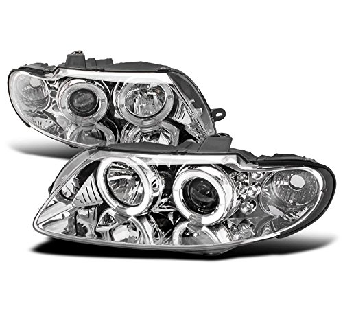 zmautoparts-pontiac-gto-halo-led-projector-headlight-lamp-clear-coupe-2dr-angel-eye