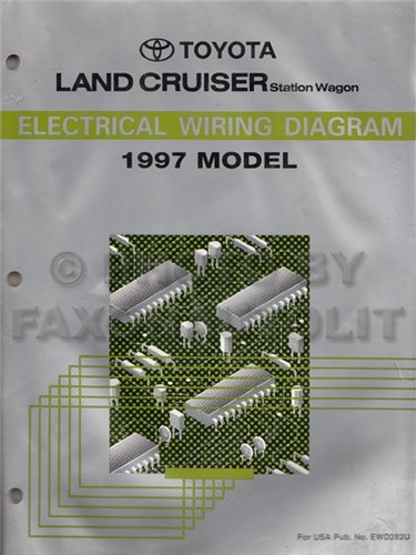 electrical wiring diagram for a 1997 toyota land cruiser  1997 toyota land cruiser wiring diagram #6