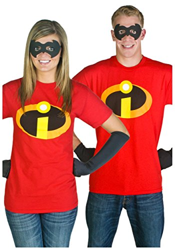 Mighty Fine Mens Costume Incredibles