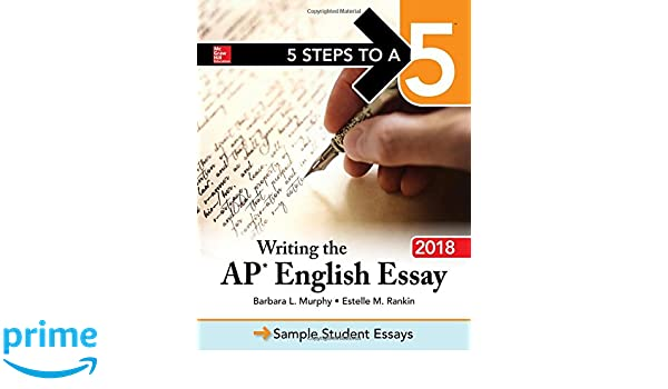 Amazoncom  Steps To A  Writing The Ap English Essay   Amazoncom  Steps To A  Writing The Ap English Essay    Barbara L Murphy Estelle M Rankin Books