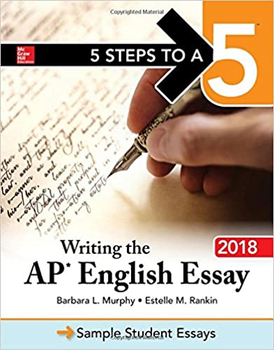 Amazoncom  Steps To A  Writing The Ap English Essay    Steps To A  Writing The Ap English Essay  Th Edition