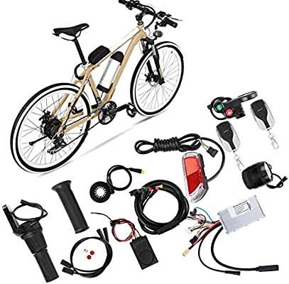 VGEBY Bicicleta eléctrica Bicicleta de montaña Ciclomotor Kit de Cable Impermeable 886 Accesorios de modificación de Medio Manillar: Amazon.es: Deportes y aire libre