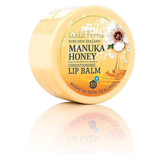 Wild Ferns Manuka Honey Lip Balm - 3