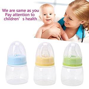 Vivitoch 1pc 60ml 2OZ Silicone Standard Neck Baby Infant Feeding Nursing Nipple Bottle