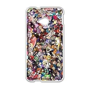 Pocket Monster Custom DIY Phone Case For HTC M7