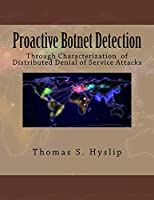 Proactive Botnet Detection Front Cover