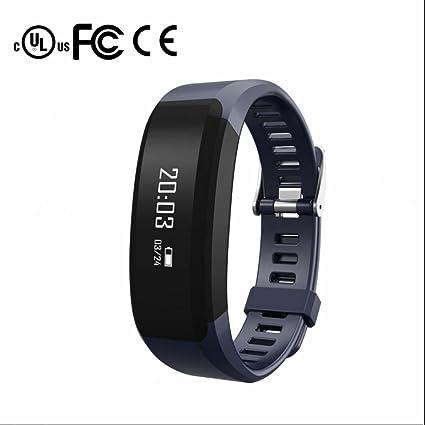 Actividad tracker Fitness Reloj de pulsera corazón Frecuencia Running Pulso Relojes Deportes Elektronik Calorías Bluetooth Fitness