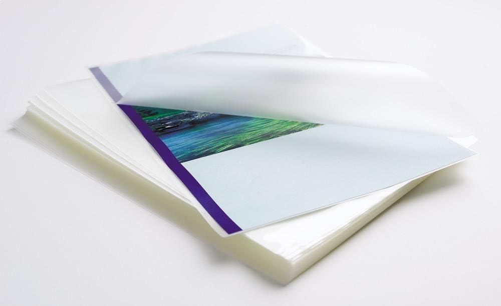 Fellowes Apex - Pack de 100 fundas de plastificar, formato A4, 125 micras