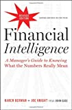 Financial Intelligence, Revised Edition, Karen Berman and Joe Knight, 1422144119