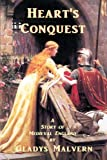 Book Cover for Heart's Conquest - A Story of Medieval England (Gladys Malvern Collection)