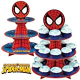 Spiderman Cupcake Stand by Wilton