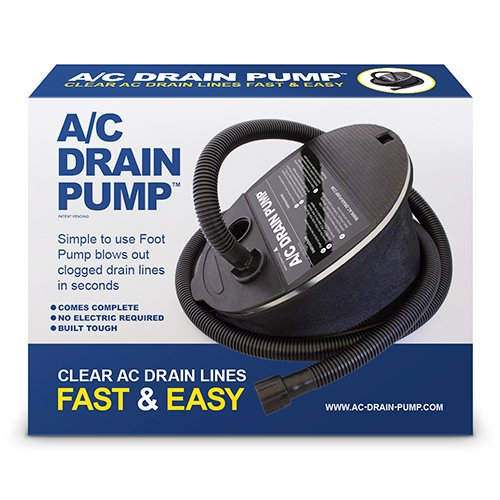 A/C DRAIN PUMP | CLEARS A/C DRAIN LINES FAST & EASY by MSD RESEARCH, INC.