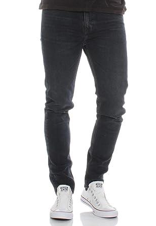a5011a53261 Levi Strauss Night Shift Vintage Black 510 Skinny Leg Jean - 06-77 36/
