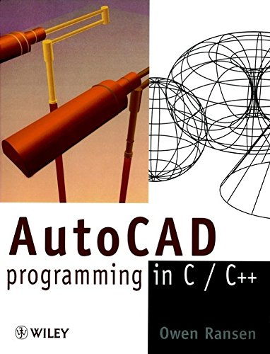 AutoCAD Programming in C/C++ by Brand: Wiley