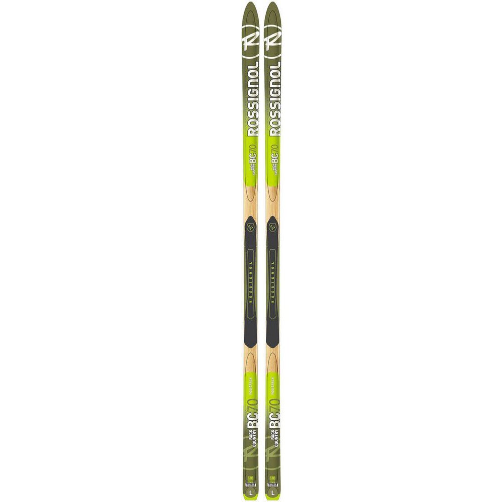 Rossignol BC 70 Positrack Ski One Color, 160cm by Rossignol