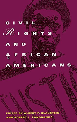 Search : Civil Rights and African Americans: A Documentary History