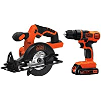 Black Decker Drill Driver Circular Basic Facts