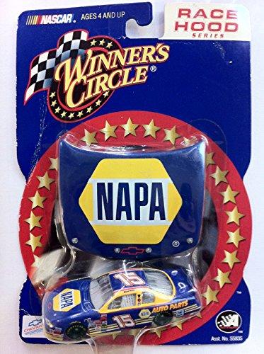 2001 NASCAR Winner's Circle . . . Michael Waltrip NAPA Chevy Monte Carlo 1/64 Diecast . . . Includes 1/24 Scale Hood