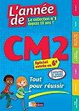 L'Année de CM2 - Nouveau programme 2016