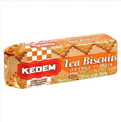 Orange Tea Cookies - 1
