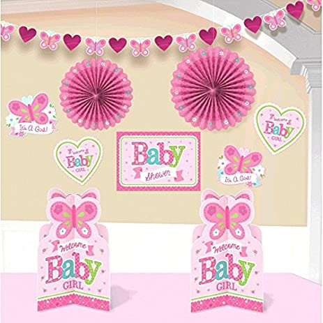 amazon com welcome little one girl welcome baby girl it s a