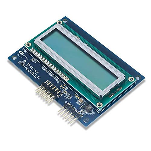 Digilent Pmod CLP: Character LCD with Parallel Interface
