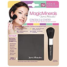 Jerome Alexander Magic Minerals - All-in-One self correcting Mineral powder   2 Piece Set - New 2015 Stock by Jerome Alexander magic Minerals