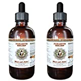 Parasite Relief, VETERINARY Natural Alcohol-FREE Liquid Extract, Pet Herbal Supplement 2x4 oz
