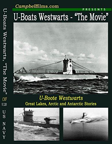 Submarine U-boot (German U-Boat Rare Film U-Boote Westwart Westward WW2 Old Films DVD)
