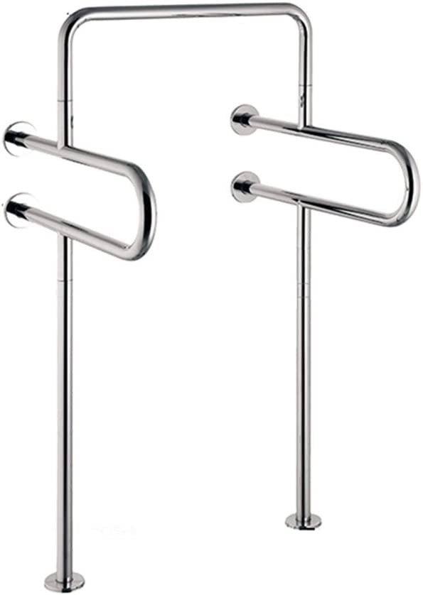 Bath & Shower Grab Bars Bathroom Safety Rails Barrier-Free handrails Non-Slip handrails Handicapped Elderly Children Bathing Toilet Safety Shelves Bath & Shower Aid 5139rrrRUFL
