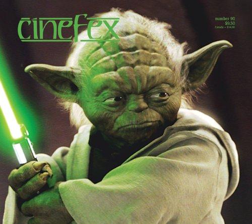 Download Cinefex Magazine #90 (July 2002) Star Wars Episode II: Attack of the Clones pdf