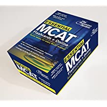 Essential MCAT: Flashcards + Online: Quick Review for Every MCAT Subject